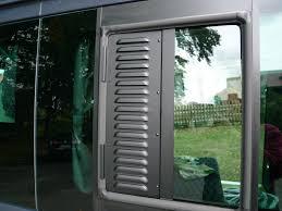 Lüftungsgitter Ford Transit Schiebefenster Ab 042000