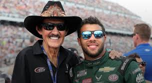 Richard Petty statement: 'I stand shoulder to shoulder with Bubba'