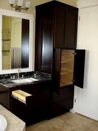 modern bathroom linen cabinets. Appealing Bathroom Vanity And Linen Cabinet Cool Modern Cabinets Brilliant With P