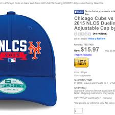 The Cubs Clearance Rack House Of Horrors Bleed Cubbie Blue