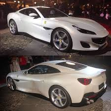2018 ferrari portofino white.  2018 ferrarifriday with the new ferrari portofino in white at unveiling of  prancing horse of course ferrari portofino feu2026 throughout 2018 ferrari portofino t