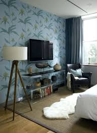 accent wall wallpaper view in gallery wallpapered a modern bedroom dining  room