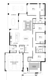 floorplan preview new 4 bedroom livingston house design
