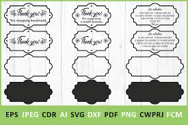 Svg offers the sweet taste of tiny file size plus excellent browser. Thank You And Washing Instruction Graphic By Millerzoa Creative Fabrica