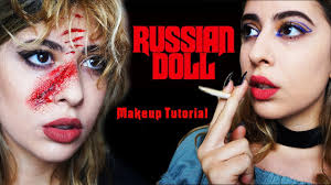 russian doll makeup tutorial nadia and maxine you