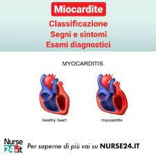 Nurse24.it - 📌 L'iter dell'infezione virale che provoca la miocardite  segue un avanzamento standard. La porta di ingresso del virus è attraverso  le alte vie respiratorie o il tratto gastrointestinale, da dove
