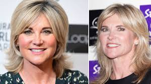Anthea turner is being heavily criticised for sharing an offensive post on twitter. Who Is Anthea Turner How Old Is She And Who Is She Engaged To Heart