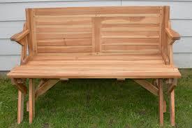 teak bench 1