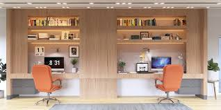 home office designs for two.  Home Beautiful Home Office Designs For Two In Simple  Space 35 Intended R