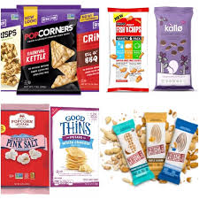 Gluten Free Vending Machine Snacks Simple New Products August 48 Good Thins Burton's Biscuit Jack Link's