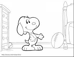 Small Picture Printable Snoopy Coloring Pages Coloring Coloring Pages