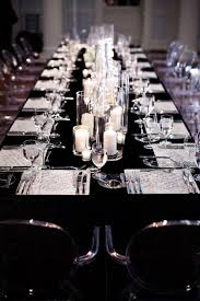 black and white wedding decor clic black white charleston wedding a l oct 3
