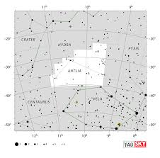 Constellation Chart The Constellations Iau