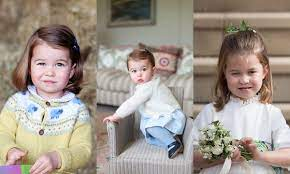 ALL the photos of Kate Middleton's only daughter Princess Charlotte | HELLO!