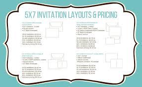 palo duro canyon vine 5 x 7 wedding invitation with a7 envelopes