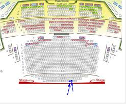 Dosey Doe Seating Chart Fans Of David Archuleta Page 121 Of 4330 Fod The Home