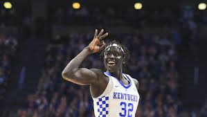NBA Draft: Kentucky basketball forward Wenyen Gabriel not picked