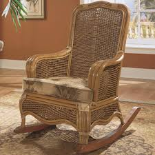tropical design furniture. Best Wicker Rocking Chair Design For Furniture Ideas: Braxton Culler Shorewood Tropical Rattan