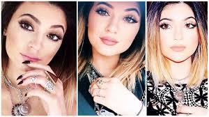 kylie jenner inspired makeup tutorial missjessicaharlow you