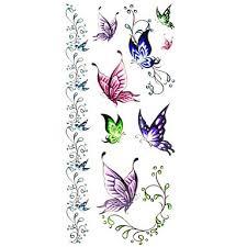 Tetování Motivy Motýl
