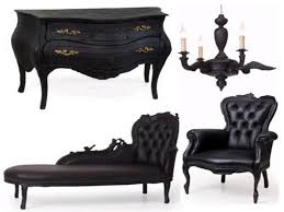 Goth Bedroom Furniture Antique Black Bedroom Furniture Gothic Style Furniture Gothic