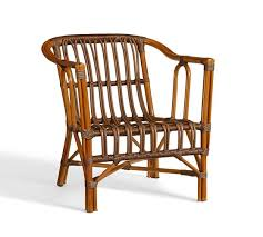 Roll Over Image To Zoom Pottery Barn Rattan Chair11