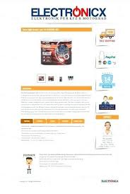 Auction Website Template Stunning Website Template For Sunglasses Online Shop Auction Free Appswop