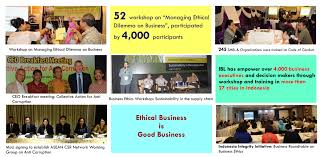 business ethics business links resource centre for business ethics