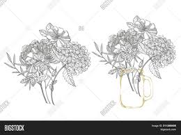 Bouquet Spring Image Photo Free Trial Bigstock