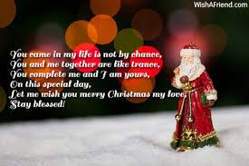 merry christmas quotes to boyfriend