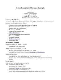Hair Stylist Resume Cover Letter Resume Example Of Hair Stylist Resumes toreto Co Sample Objective 31