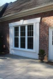 converting garage to playroom windows went where the garage door used to be emilyaclark spot