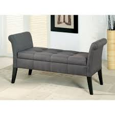 Padded Bench For Bedroom Wood Bedroom Bench Seat Bedding Bed Linen