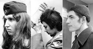 ชมแฟชนการไวผมยาวของทหารเยอรมนในยค 1970s เฟยวจนไดชอ