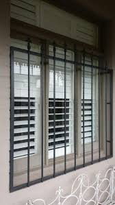 Decorative Security Grilles For Windows 17 Best Ideas About Window Bars On Pinterest Window Grill
