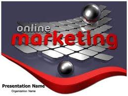 Download Our State Of The Art Online Marketing Ppt Template Make