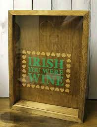 cork holder decor wine wall awesome items similar to you were s