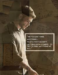Klaus Mikaelson Quotes Klaus the stolen love letters Klaus Mikaelson The Originals 34