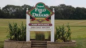 MLB's Field of Dreams schedule starts ...