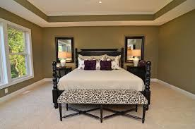 Traditional master carpeted bedroom idea in Minneapolis