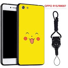 OPPO R1S/R8007 Silica Gel Soft Phone ...