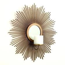 sconces candle wall sconces with mirror for candles contemporary sconce holders c