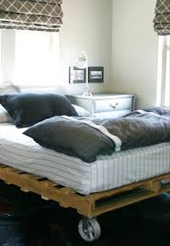 pallet addicted bed frames made of recycled pallets pallet bed frame diy wood pallet bed frame diy