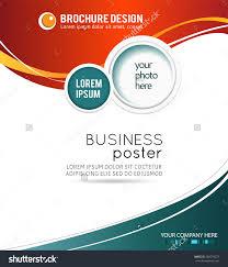stylish presentation business poster magazine cover stock vector stylish presentation of business poster magazine cover design layout template