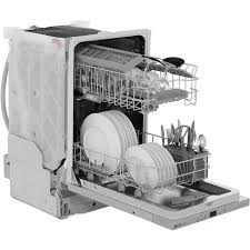 Small Dish Washer Neff S58t40x0gb Fully Integrated Slimline Dishwasher Stainless
