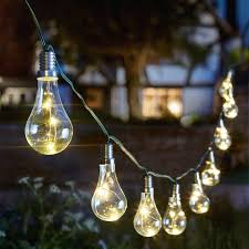 nice solar light bulbs for chandelier for your house idea solar powered eureka lightbulb string