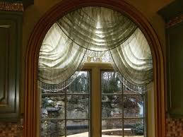 arched window decor decorating arched windows interior design arched window  curtain rod canada