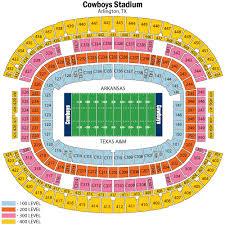 52 Interpretive Arkansas Razorback Football Stadium Seating