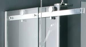 sliding shower door handles image of sliding glass shower door brands