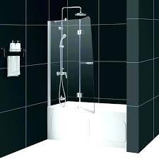 glass bathtub doors furniture excellent half glass shower door for bathtub pretty ideas bathtubs with doors